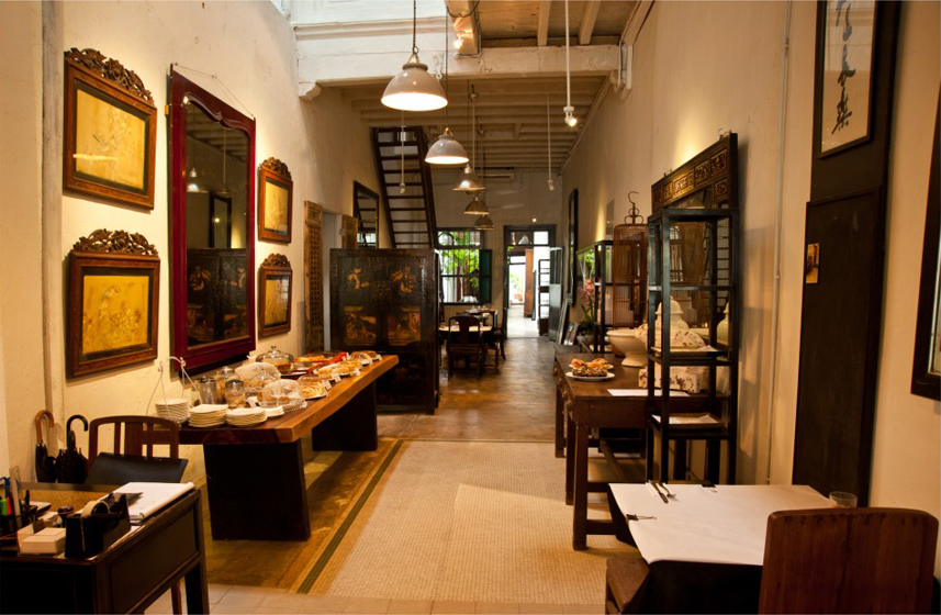 Cake Shop In Georgetown Penang